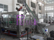 2000BPH Full Auto Beer Filling Machine Beverage Bottle Washing Filling Capping Equipment
