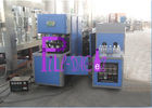 Semi Automatic Juice Bottle Blowing Machine To Produce Heat Resistant Bottles
