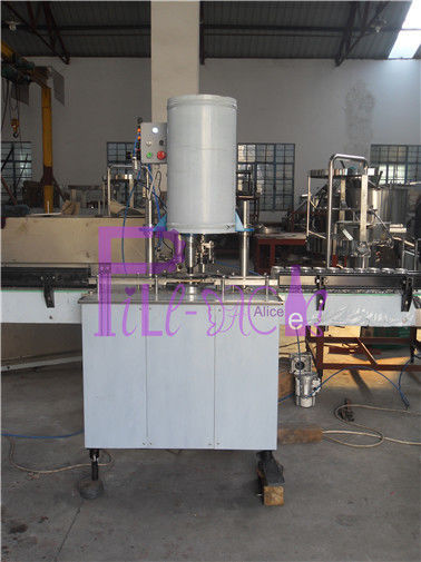 Industrial Can Filling Line , Juice Tin Can Washer Rinser Machine