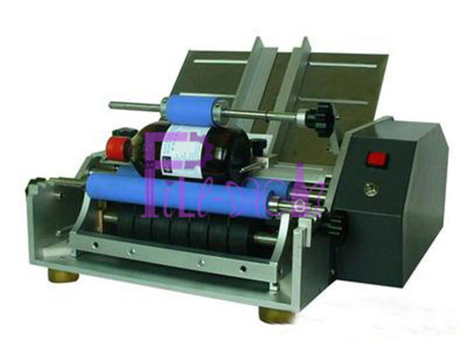 Semi Automatic Industrial Labeling Systems With Wet Glue Paper Labels